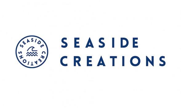 株式会社クスクスがデザインしたSEASIDECREATIONSのロゴマーク