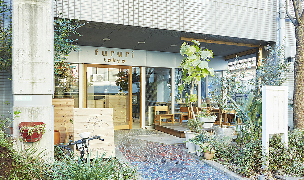 循環型環境デザインを実現した店舗フルリ