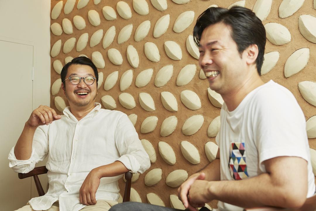 銀座のモダンフレンチレストラン「フィッツ」のインタビュー写真